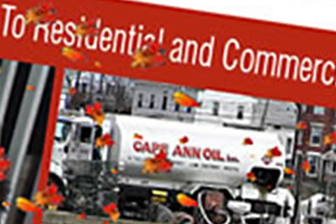 Cape Ann Oil Delivery Web Site
