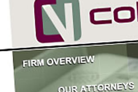 ColucciNorman Law Firm Web Site